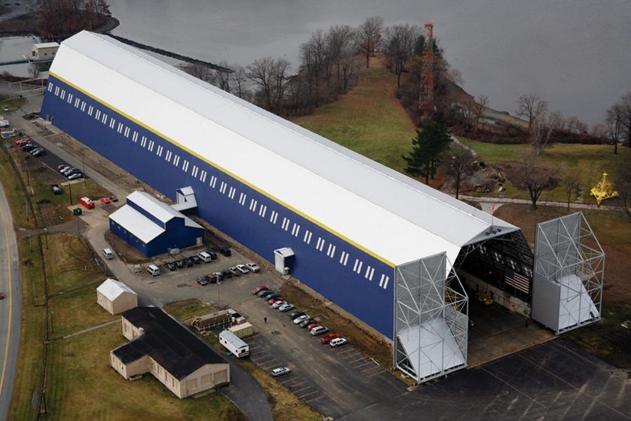 Wingfoot Lake Hangar – Goodyear