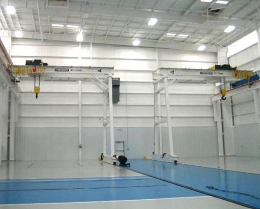 Butler Heavy Structures-Acciona-Interior-4